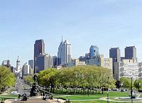 Airport shuttle service to/from Philadelphia International